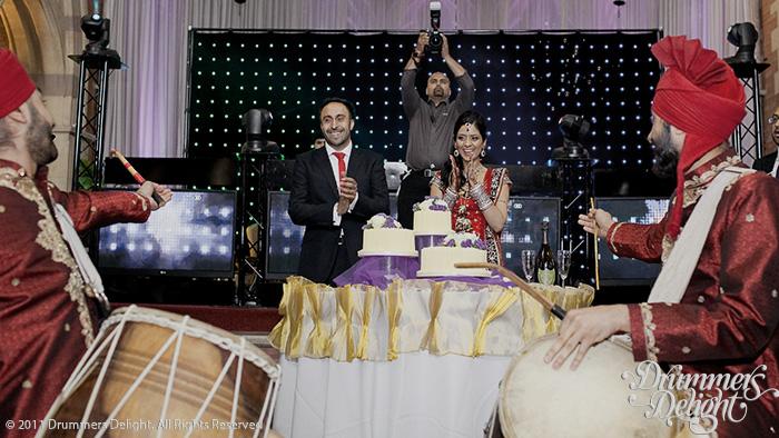 Dhol Players Wedding