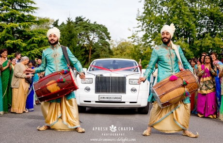 Dhol Players London, Copthorne Hotel Gatwick