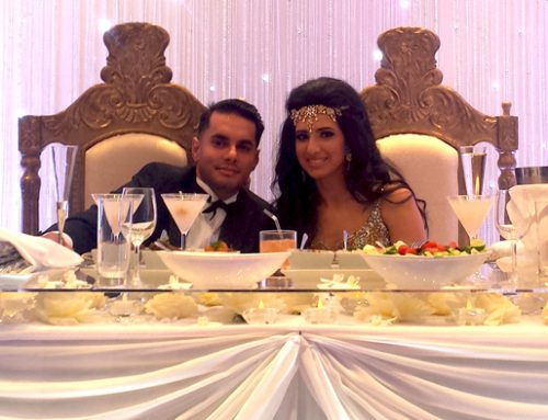 Sanjay and Preeti, 8 Northumberland Av
