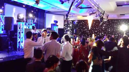 Party Performance by Drummers Delight Dhol Players London