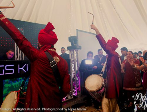 Dhol Players Discover Best Wedding Guestbook? Drummers Delight