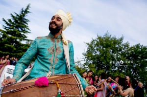 Dhol Players Baraat Procession